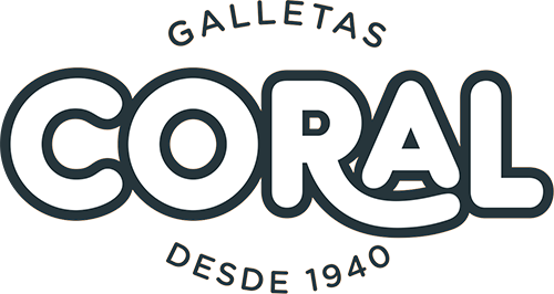 Logotipo Galletas Coral
